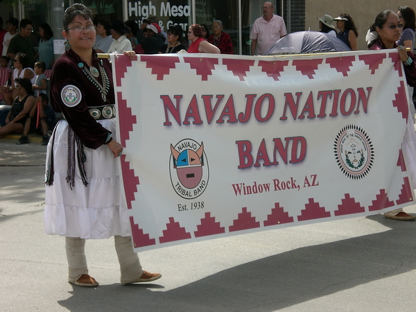Navajo Nation Band resize