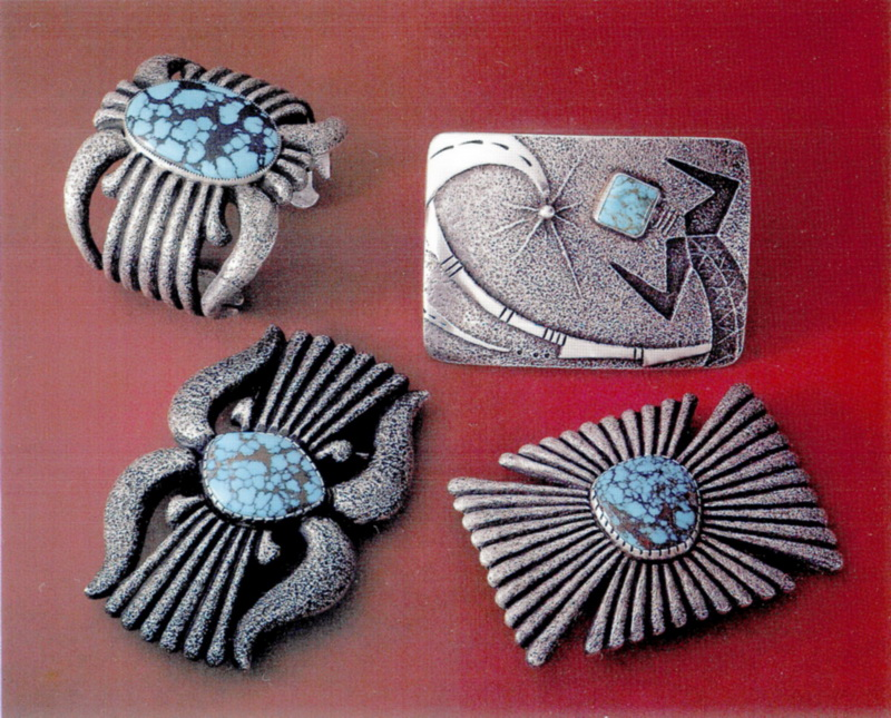 Bijoux de Fidel Bahe.