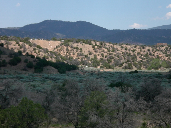Carson National Forest, Sangre de Cristo Mountains.