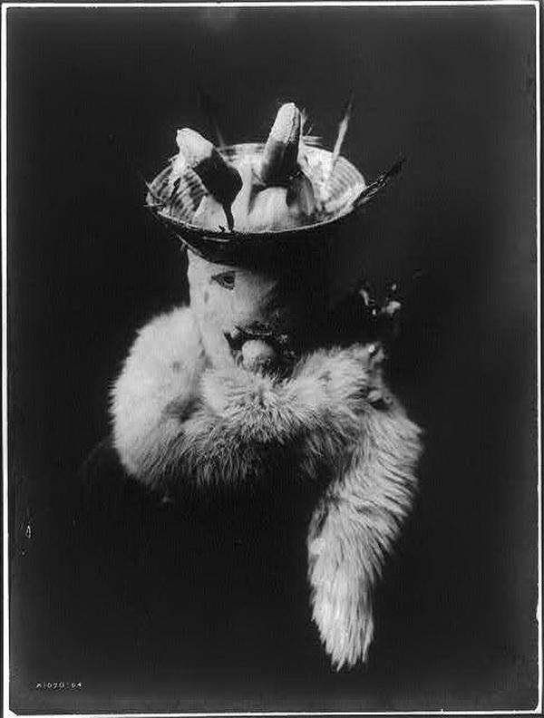 Gaaskidi [i.e. Ganaskidi], 1905.