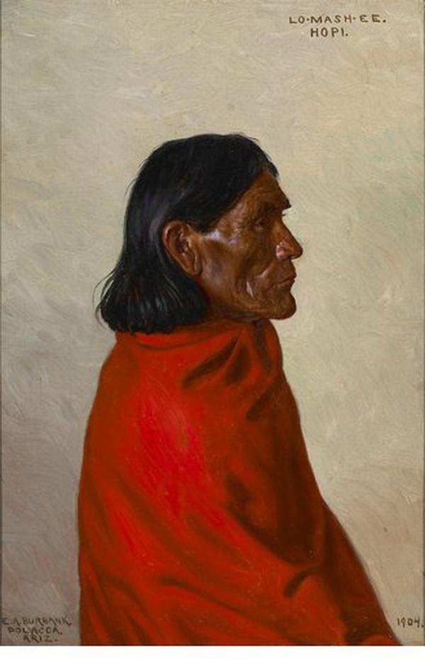 Lo-Mash-hee, Hopi, 1904.