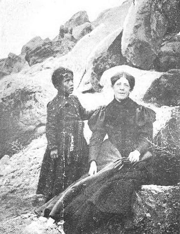 Mary E. Raymond,  http://anglicanhistory.org/indigenous/jenkins_navajo1956/