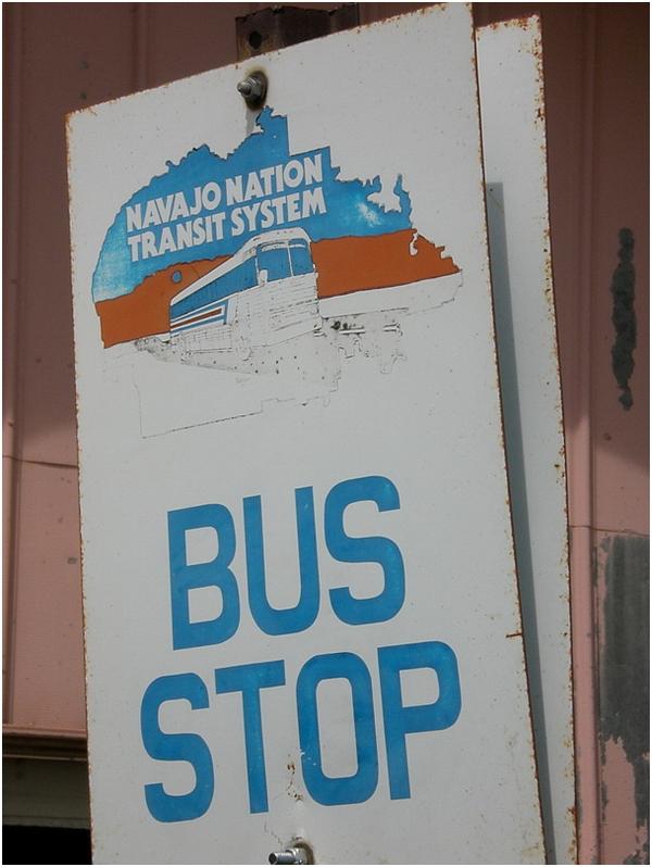 navajo transit