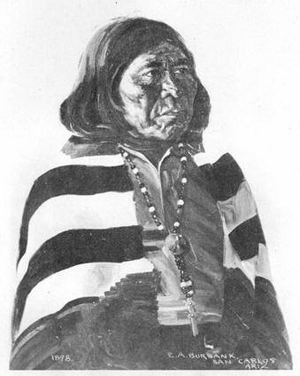 Indien de San Carlos, 1898.