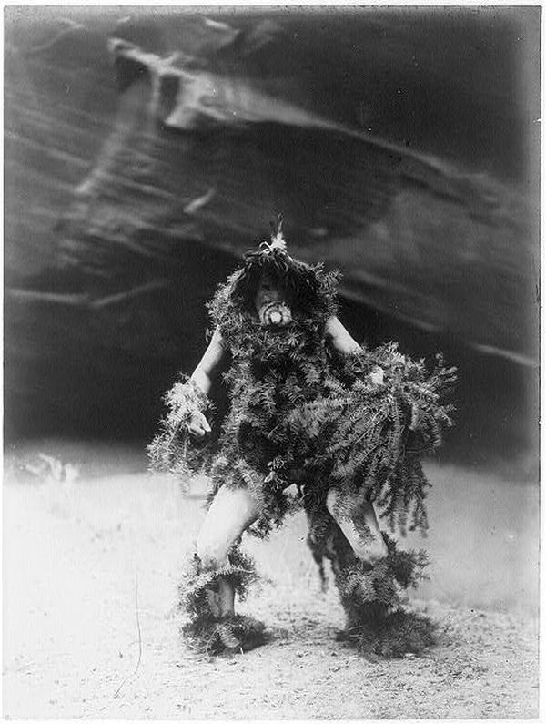 Tonenili--Navaho, 6 janvier 1905.