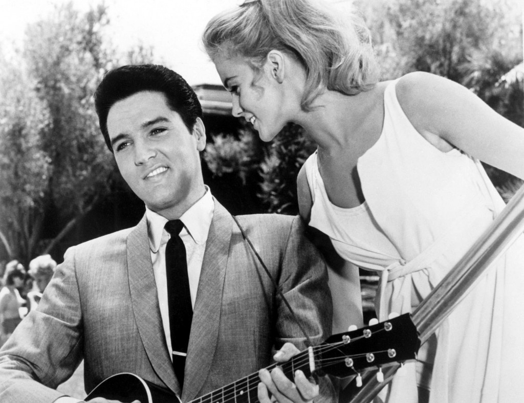Ann-Margret et Elvis Presley dans Viva Las Vegas (George Sidney, 1961)